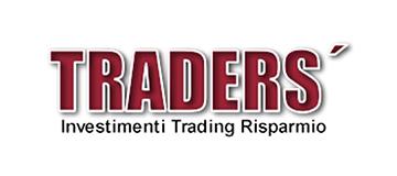 Logo Traders - Investimenti - Trading - Risparmio